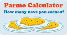 Parmo Calculator - How Many's Parmo's have you burned?